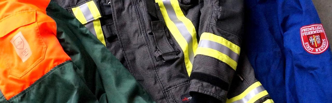 Schutzkleidungen